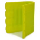 SG88001 Hand Hold Heat Insulation Pad - Yellow Green