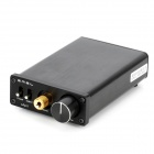S.M.S.L sApII 2-Channel Mini Headphone Amplifier - Black (AC 100~240V)