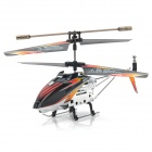 X9601 Rechargeable 3.5-CH R / C Helicopter w/ Gyroscope & IR Controller - Black + Red