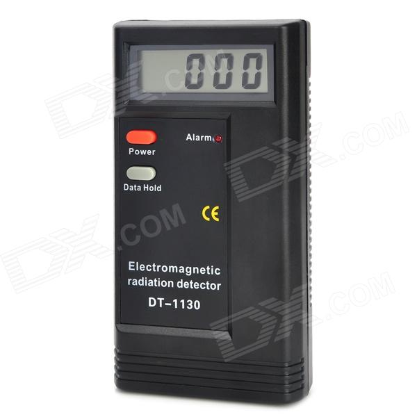 "2.0"" LCD Display Electromagnetic Radiation Detector - Black (1 x 6F22)"