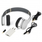 E-680 4-Channel Bluetooth v2.1 + EDR Stereo Headphones - White
