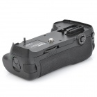 Travor Professional Vertical External Battery Grip Set for Nikon D600 DSLR - Black