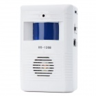 136B Light Controlled Doorbell - White (3 x AA)