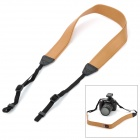 Ismartdigi DNS-N18BR Quality Canvas Shoulder Strap for DSLR Cameras - Brown