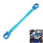 Motorcycle DIY Aluminum Alloy Handle Cross Bar - Blue