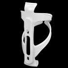 Bicycle Bike Plastic Water Bottle Holder Cage - White