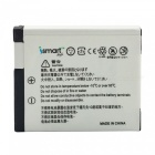 Ismartdigi NB-11L Replacement 3.7V 680mAh Battery Pack for Canon A4000 IS ELPH 110 HS + More - White