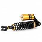RFY Motorcycle Air Suspension Rear Shock Absorber - Black (2 PCS)