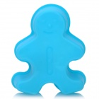 SP99002 Cute Little Human Figure Shaped Cake Maker DIY Mould Tray - Blue