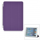 Fashion Protective Smart Cover for iPad Mini - Purple