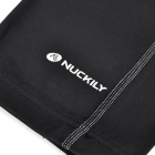 NUCKILY KE001 Cycling Protective Polyester Warm Kneecap - Black (Size L / Pair)