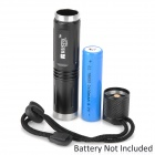 RUSTU R220 800lm 5-Mode White Flashlight - Black (1 x 18650)