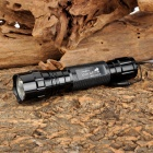 UltraFire 501B 248lm 2-Mode White Flashlight - Black (1 x 18650)
