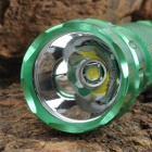 RUSTU R03R 800lm 5-Mode White Flashlight - Green (1 x 18650)