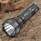 RUSTU R41F 900lm 5-Mode White Flashlight - Black (1 x 26650 / 1 x 18650)