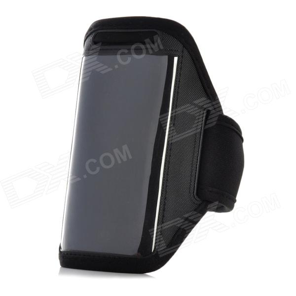 Fashion Sports Gym Running Arm Band Case for Iphone 3g / 3GS / 4 / 4S / 5 - Black