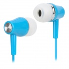 Voiceao VA-1205 Stereo-In-Ear Earphones - Blue (3,5 mm Klinkenstecker / 115cm)