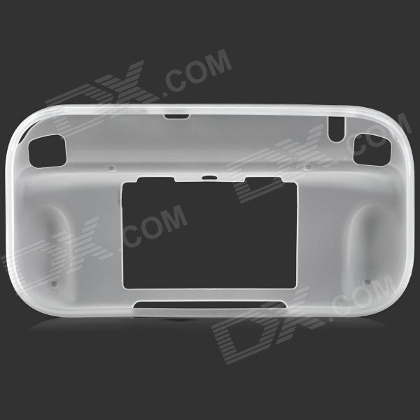 Protective TPU Case for Nintendo Wii U - Transparent White