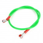 DIY Motorcycle Brake Fluid Hose Rohr Rohr - Green (90cm)