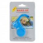 Safety Driving Anti-Sleep Alarm - Blue (4 x LR41)