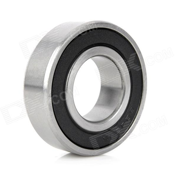 CYT 6205RS Sealed Ball Bearing for Motorcycle - Black + Silver 627 full zro2 ceramic deep groove ball bearing 7x22x7mm good quality