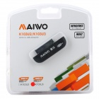 "MAIWO SATA to USB 3.0 Adapter for 2.5"" SATA HDD - Black (Max. 2TB)"