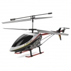 Udi U12A Rechargeable 3.5-CH 2.4GHz Radio Controlled R/C Helicopter w/ Gyro / Camera - Black + White