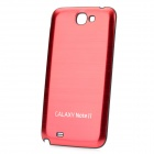 Replacement Battery Back Cover Case for Samsung Galaxy Note 2 N7100 - Red
