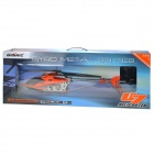 Udi U7 Rechargeable 3.5-CH 27MHz Radio Controlled R/C Helicopter w/ Gyro - Orange