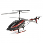 Udi U12 Rechargeable 3.5-CH 2.4GHz Radio Controlled R/C Helicopter w/ Gyro - Black