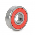 CYT 6000RS Sealed Ball Bearing for Motorcycle - Red + Silver