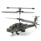Udi U803 Rechargeable 3.5-CH IR Remote Controlled R/C Helicopter with Gyro - Army Green