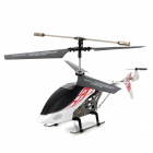 Udi U813 Rechargeable 3.5-CH IR Remote Controlled R/C Helicopter w/ Gyro - Black + White + Red