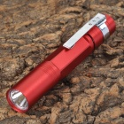 1W 35lm LED White Flashlight - Red (1 x AAA)