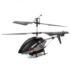 Udi U813C Rechargeable 3.5-CH IR Remote Controlled R/C Helicopter w/ Gyro / Camera - Black