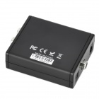 Digital to Analog Audio Converter - Black