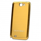 Replacement Battery Back Cover Case for Samsung Galaxy Note 2 N7100 - Golden