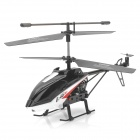 Udi U13 Rechargeable 3.5-CH 2.4GHz Radio Control R/C Helicopter with Gyro - Black + White