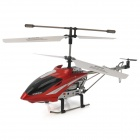 Udi U6 Rechargeable 3.5-CH 27.145MHz Radio Control R/C Helicopter with Gyro - Red