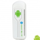 UG007 Dual-Core Android 4.1.1 Google TV Player w/ Wi-Fi / Bluetooth / 1GB RAM / 8GB ROM - White