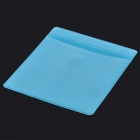 Dual-Side Non-Woven Fabrics CD Bags Protector - Blue (100 PCS)