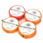 2,5 # 0.25 4-in-1 Resin + Sponge Fishing Line - Orange + Deep Pink (3,6 m)