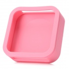 Silicone Protection Case Wall / Tray Mount for Apple TV 2 / 3 - Pink