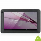 "Newsmy T3 7"" Capacitive Screen Android 4.0 Tablet PC w/ Wi-Fi / TF - Black"