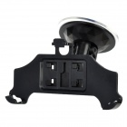 360 Degree Rotatable Car Suction Mounting Holder for iPhone 5 - Black