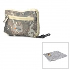 Panon PN-2406 Outdoor-Water Resistant Picnic Isomatte - Camouflage Grün (120 x 145cm)
