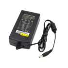 12V 4A AC / DC Power Adapter Ladegerät für Security Camera / Scanner - Schwarz (5,5 x 2,1 mm)
