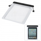 Stylish Waterproof Bag w/ Lanyard Neck Strap for Ipad / Ipad 2 / The New Ipad / Ipad MINI - White