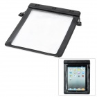 Stylish Waterproof Bag w/ Lanyard Neck Strap for Ipad / Ipad 2 / The New Ipad / Ipad MINI - Black