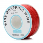 DIY Copper Core Jumper Wire Coil - Red (250m / 0,1 cm)